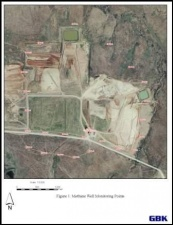 Dodge Hill Landfill: Solid Waste Landfill Monitoring, Analysis and Reporting